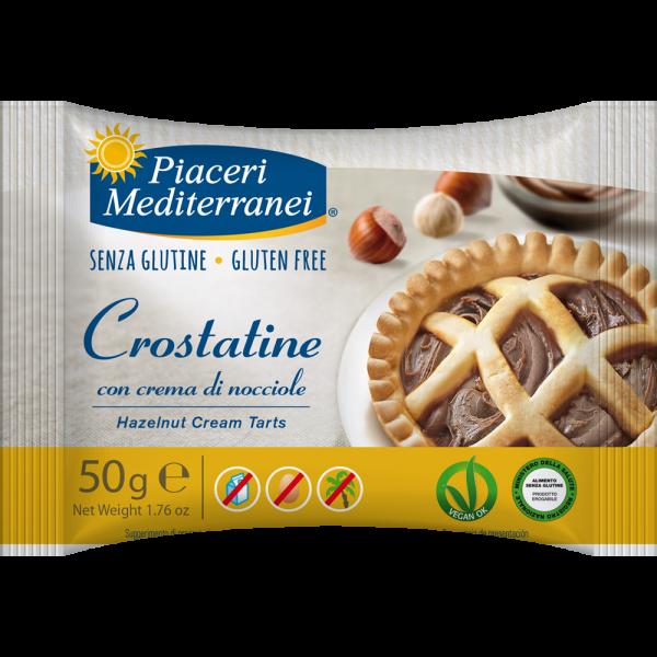 Crostatine cu Crema de Alune 50g 0