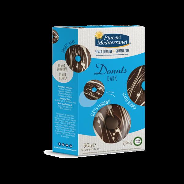 Donuts Dark 90g 0