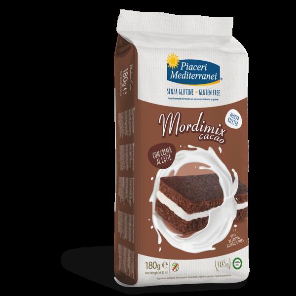 Mordimix Cacao cu Crema de Lapte 180g [0]