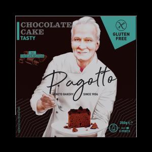 PAGOTTO - PRAJITURA CIOCOLATA FARA GLUTEN 350G0
