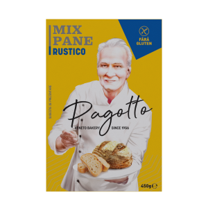 PAGOTTO - MIX PIZZA NAPOLI FARA GLUTEN 450G1
