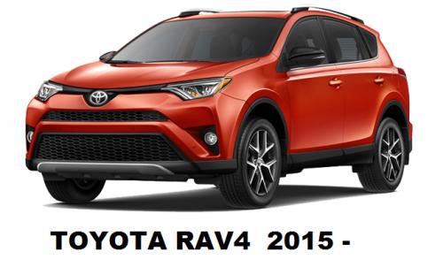 Navigatie Toyota Rav 4 nou
