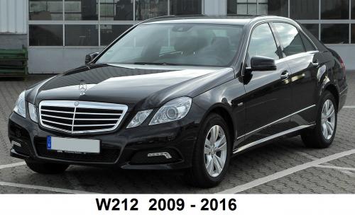 Navigatie Mercedes Clasa E W212