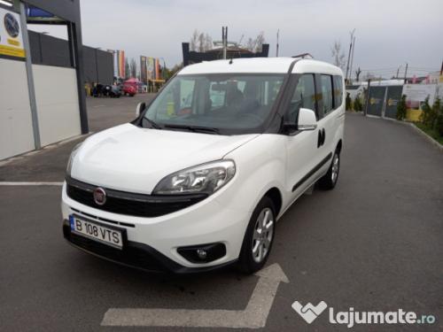 Navigatie Fiat Doblo ( 2015 - 2020 )