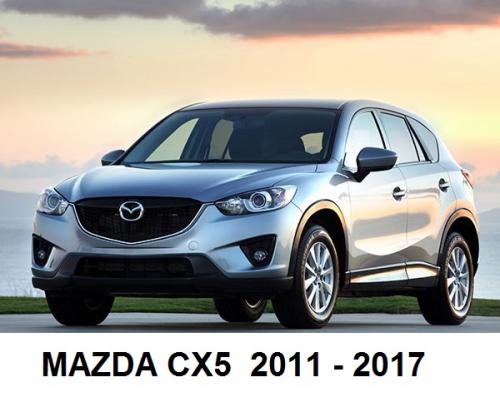 Navigatie Mazda CX 5