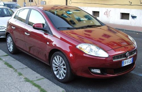 Navigatie Fiat Bravo 2007 - 2012