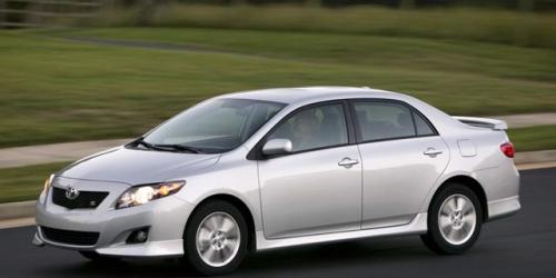 Navigatie Toyota Corolla 2006 - 2013