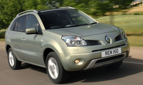 Navigatie Renault Koleos ( 2008 - 2016 )
