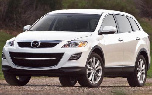 Navigatie Mazda CX 9 ( 2009 - 2016 )