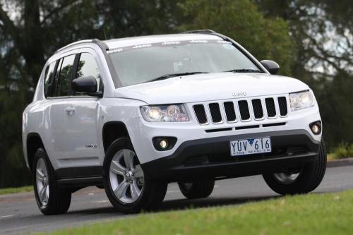 Navigatie Jeep Compass ( 2010 - 2016 )