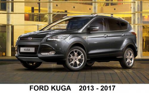 Navigatie Ford Kuga 2013 +