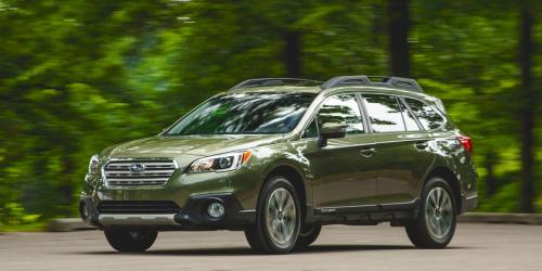 Navigatie Subaru Outback ( 2014 - 2020 )
