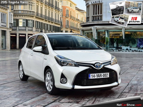 Navigatie Toyota Yaris ( 2010 - 2018 )