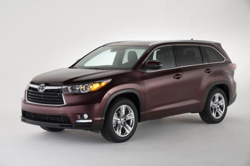 Navigatie Toyota Highlander 2014 - 2018