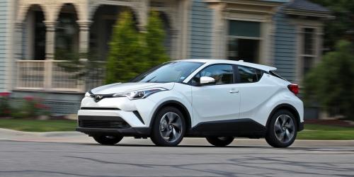 Navigatie Toyota CH-R ( 2016 - 2020 )