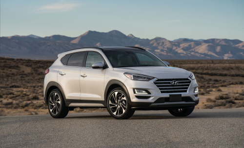 Navigatie Hyundai Tucson 2019 +