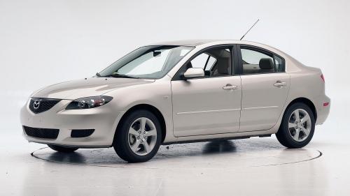 Navigatie Mazda 3 ( 2003 - 2010 )