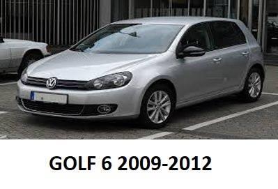 Navigatie VW Golf 6