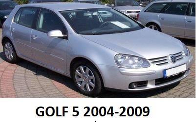 Navigatie VW Golf 5