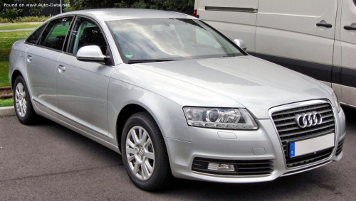 Navigatie Audi A6 ( 2005 - 2011 )
