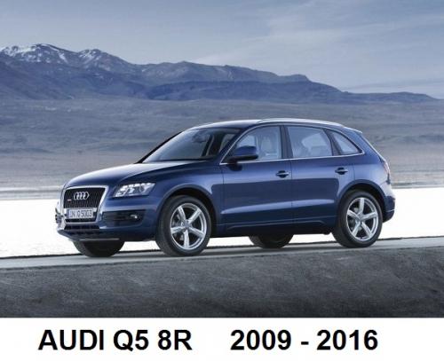 Navigatie Audi Q5