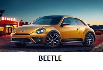 Navigatie VW Beetle