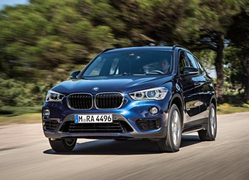Navigatie BMW X1 F48 ( 2015 + )