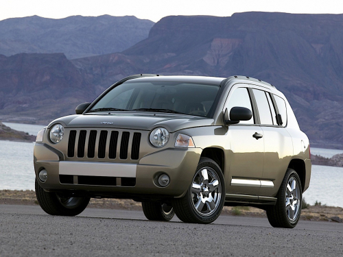 Navigatie Jeep Compass ( 2006 - 2010 )