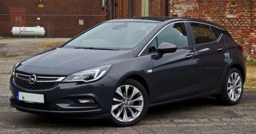 Navigatie Opel Astra K  2015 +