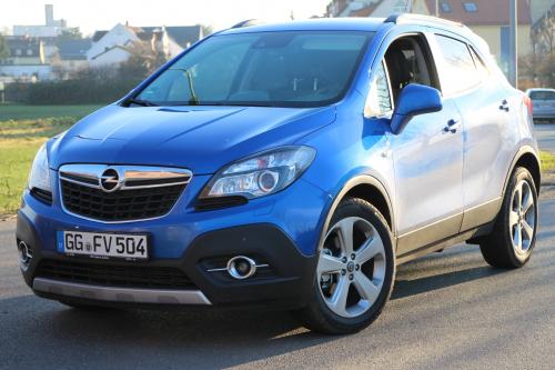 Navigatie Opel Mokka ( 2012 - 2016 )