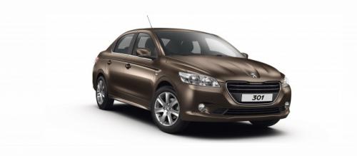 Navigatie Peugeot 301