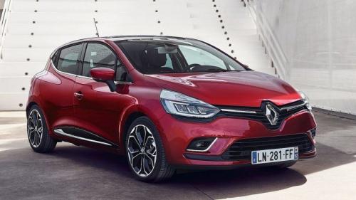 Navigatie Renault Clio 2018 +