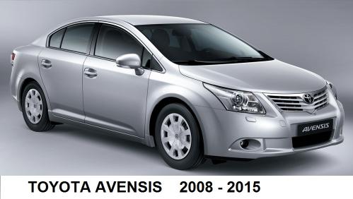 Navigatie Toyota Avensis