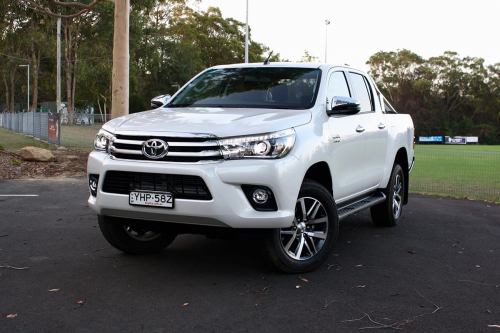Navigatie Toyota Hilux ( 2015 - 2020 )