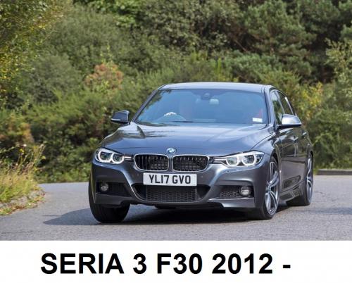 Navigatie BMW Seria 3 F30