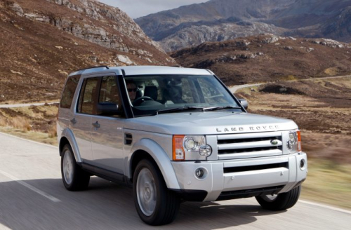 Navigatie Land Rover Discovery 3 ( 2004 - 2009 )