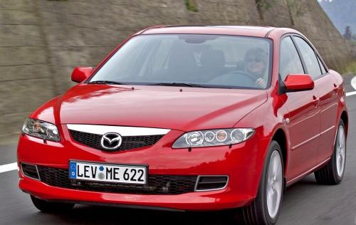 Navigatie Mazda 6 ( 2002 - 2009 )