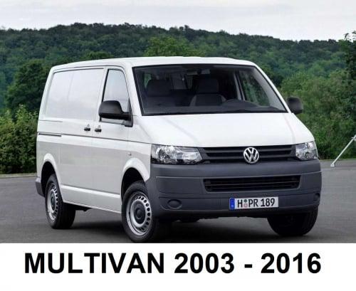 Navigatie VW Multivan