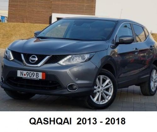 Navigatie Nissan Qashqai 2014 +