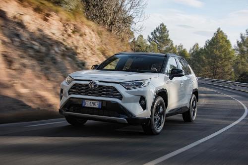 Navigatie Toyota Rav 4 ( 2019 + )