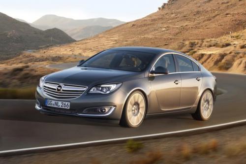 Navigatie Opel Insignia 2014 - 2017