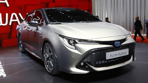 Navigatie Toyota Auris ( 2017 - 2020 )