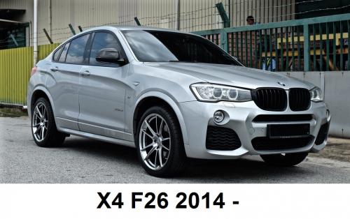 Navigatie BMW X4 F26
