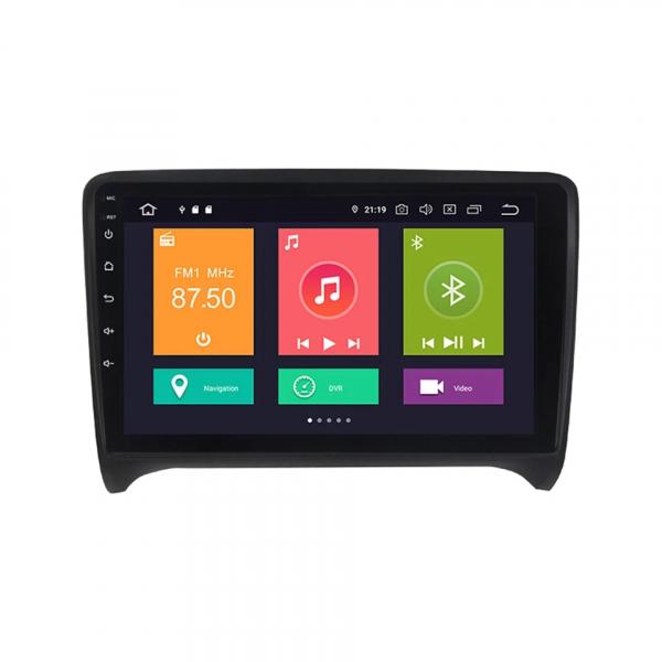 Navigatie Audi TT ( 2006 - 2012 ) , Android , Display 9 inch , 2GB RAM +32 GB ROM , Internet , 4G , Aplicatii , Waze , Wi Fi , Usb , Bluetooth , Mirrorlink 5