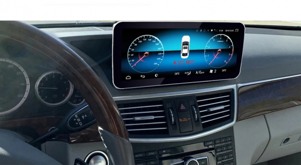 "Navigatie Mercedes E Class W212 ( 2012 - 2014) ,  Android , NTG 4.5 , 4GB RAM + 64 GB ROM , Slot Sim 4G LTE , Display 10.25 "" rez 1920*720 , Procesor Octa Core , Internet , Aplicatii , Waze , Wi Fi , 4"