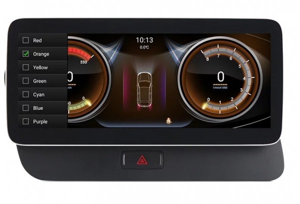 "Navigatie Audi Q5 ( 2009 - 2016) ,  Audi Concert / Symphony , Android , 4GB RAM +64 GB ROM , Slot Sim 4G LTE , Display 10.25 "" rez 1920*720 , Procesor Octa Core , Internet 3"
