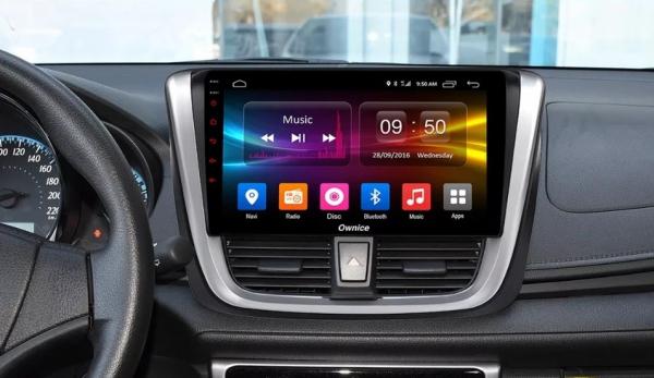 Navigatie Toyota Yaris ( 2014 + ) , Android , Display 10 inch , 2GB RAM + 32 GB ROM , Internet , 4G , Aplicatii , Waze , Wi Fi , Usb , Bluetooth , Mirrorlink 4