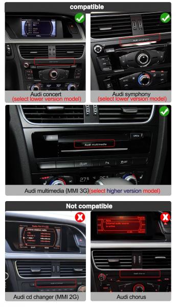 "Navigatie Audi Q5 ( 2009 - 2016) ,  Audi Concert / Symphony , Android , 4GB RAM +64 GB ROM , Slot Sim 4G LTE , Display 10.25 "" rez 1920*720 , Procesor Octa Core , Internet 6"