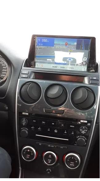 Navigatie Mazda 6 ( 2002 - 2009 ) , Android , Display 9 inch , 2GB RAM si 32 GB ROM , Internet , 4G , Aplicatii , Waze , Wi Fi , Usb , Bluetooth , Mirrorlink [1]