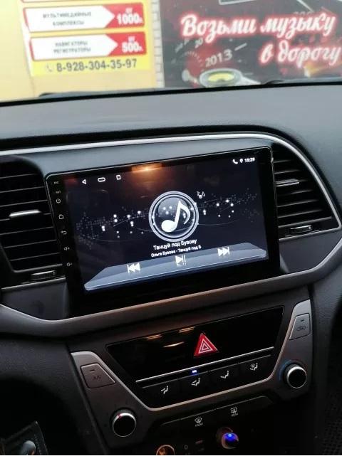Navigatie Hyundai Elantra ( 2015 - 2019 ) , Android , Display 9 inch , 2 GB RAM si 32 GB ROM , Internet , 4G , Aplicatii , Waze , Wi Fi , Usb , Bluetooth , Mirrorlink [2]